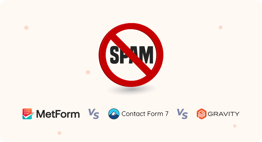Spam-protection-of-metform-vs-contact-form-7-vs-gravity-forms