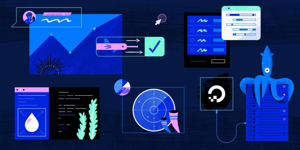 Latest products and features at DigitalOcean